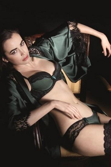 Австралийская модель Сара Стивенс снялась в рекламе марки Myla. Изображение № 10.
