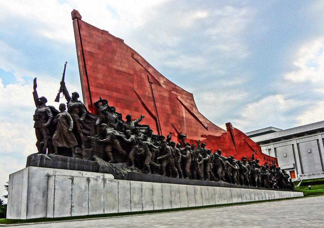 Как я собаку съел: Путешествие по КНДР и Южной Корее. Изображение № 7.