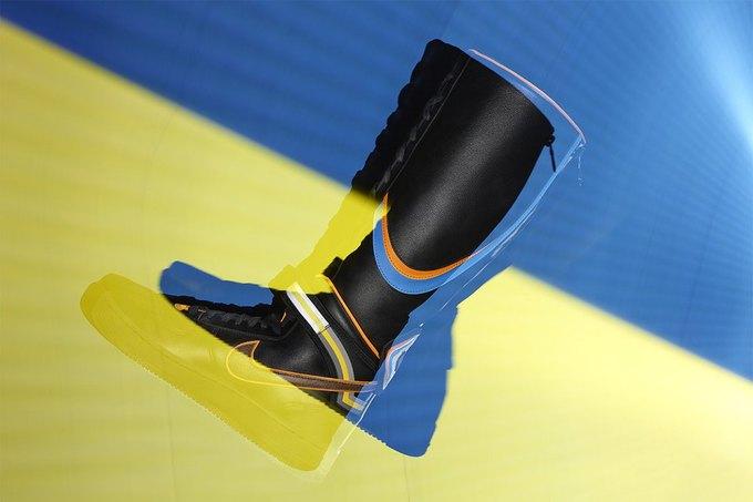 Марка Nike и Рикардо Тиши показали новую совместную коллекцию кроссовок. Изображение № 2.