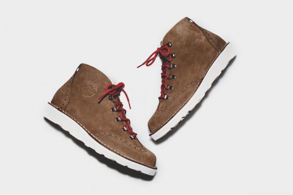 4 новых модели ботинок итальянской обувной марки Diemme. Изображение № 2.