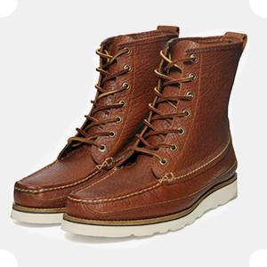 Изображение 18. Дай пять: альтернатива обуви Red Wing.. Изображение № 7.