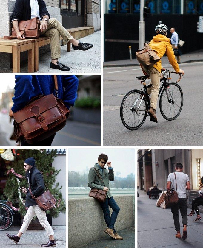Срочная доставка: Все, что нужно знать о сумках-мессенджерах. Изображение № 9.