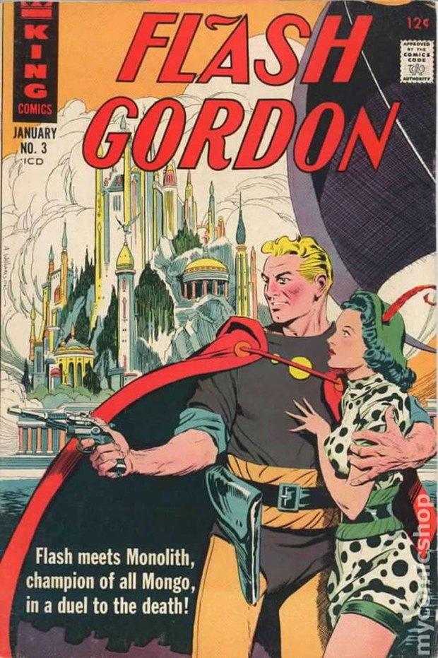 Студия 20th Century Fox начнёт работу над ремейком «Флэша Гордона». Изображение № 1.