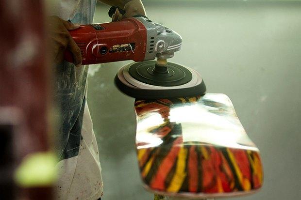 Художник Тахуя Йошикава выпустил коллекцию скейтбордов для компании Deus Ex Machina. Изображение № 7.