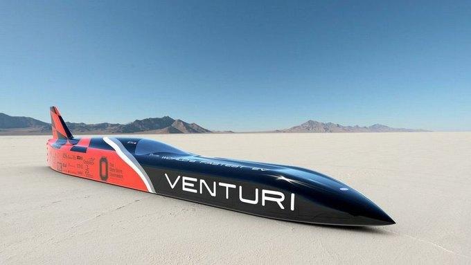 Французская компания создала самый мощный в мире электромобиль. Изображение № 1.