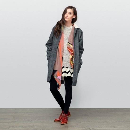 Магазин Kixbox опубликовал лукбук осенне-зимней коллекции одежды. Изображение № 12.