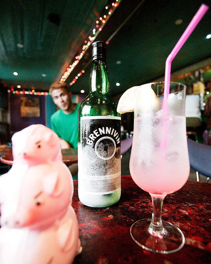 «Черная смерть»: Гид по бреннивину, национальному напитку Исландии. Изображение № 5.