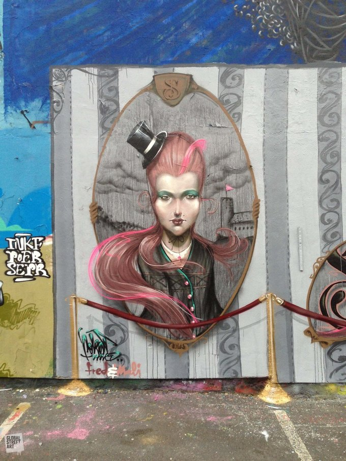 Google Street Art: Онлайн-музей граффити под открытым небом. Изображение № 4.