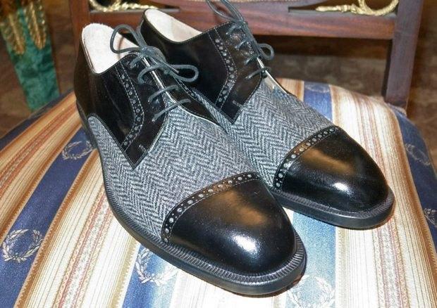 Московская марка «Мастерская 55» выпустила осеннюю коллекцию обуви. Изображение № 10.