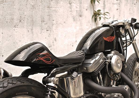 Топ-гир: 10 лучших кастомных мотоциклов 2011 года. Изображение № 56.