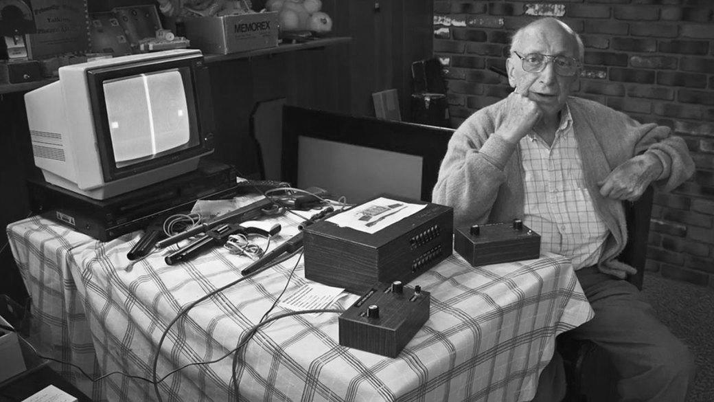 Что мы знаем о «дедушке видеоигр» Ральфе Баере . Изображение № 1.