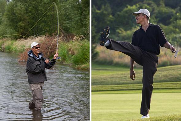 Наглядный пример: Барак Обама. Изображение № 49.