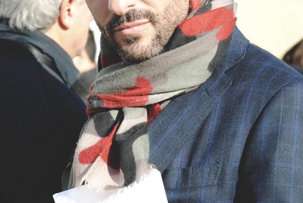 Детали: Репортаж с выставки мужской одежды Pitti Uomo. День первый. Изображение № 53.