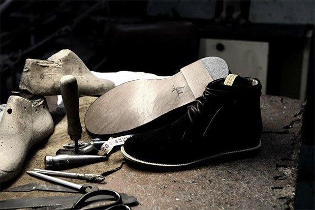 Новая марка: Кожаная обувь Ali Saulidi. Изображение № 9.