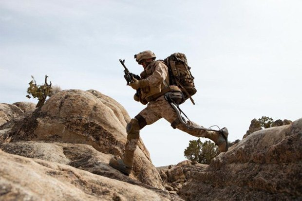 Военные США протестировали новый экзоскелет. Изображение № 3.