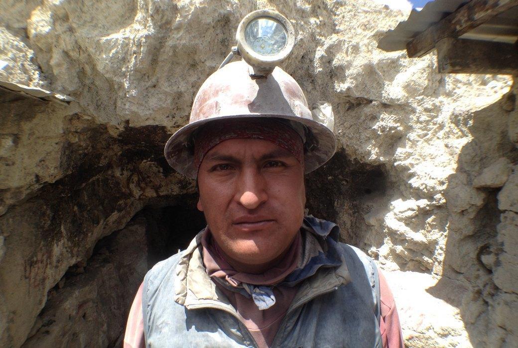 Гора, которая ест людей: Как я провёл день в шахте серебряного рудника. Изображение № 2.