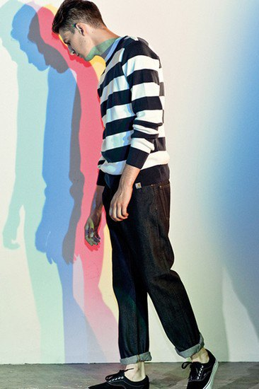 Марка Carhartt WIP выпустила лукбук весенней коллекции одежды. Изображение № 30.