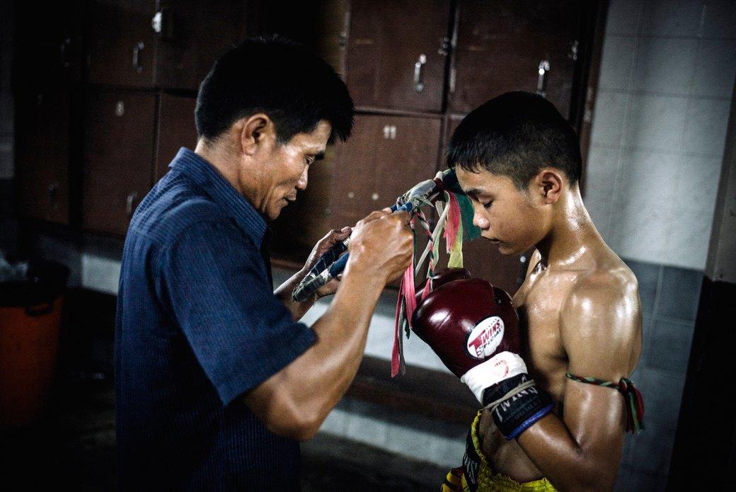 Бокс против нищеты: Как тайские подростки находят спасение от бедности на ринге. Изображение № 10.
