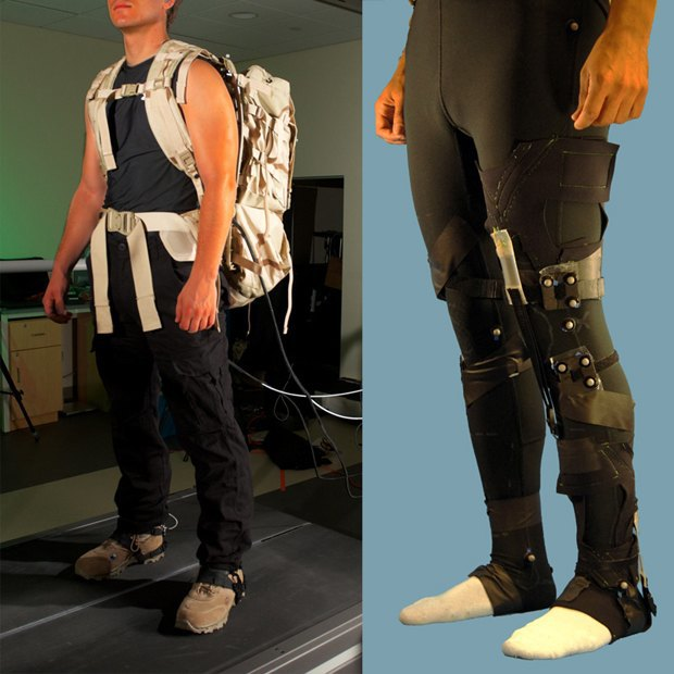 Агентство DARPA разрабатывает новый робокостюм для солдата. Изображение № 2.