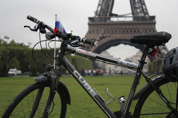 Фильм о путешествии из России в Португалию на велосипедах. Изображение № 13.