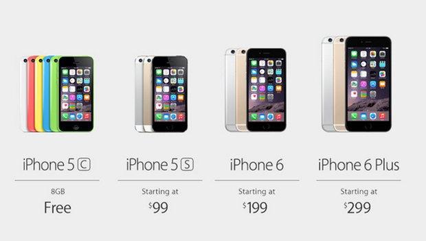 Apple презентовала два iPhone и часы Watch. Изображение № 2.