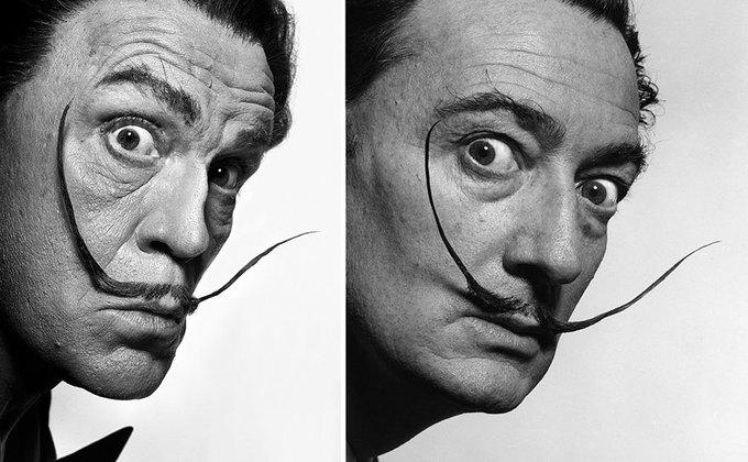 Джона Малковича пересняли на манер культовых фотографий. Изображение № 1.
