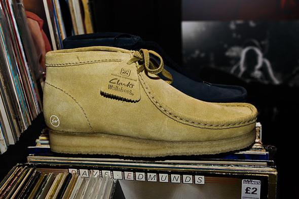 Новая коллекция обуви Clarks Originals. Изображение № 12.