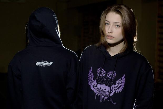Новая коллекция толстовок участника группы Narkotiki. Изображение № 6.