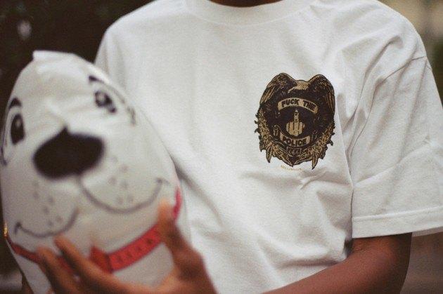 Хип-хоп-группировка Odd Future выпустила весенний лукбук своей коллекции одежды. Изображение № 26.