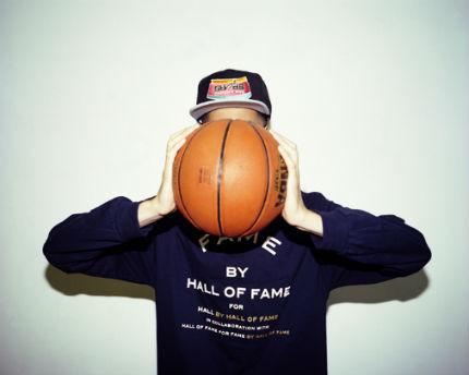 Новая коллекция кепок магазина Hall Of Fame с логотипами команд НБА. Изображение № 2.
