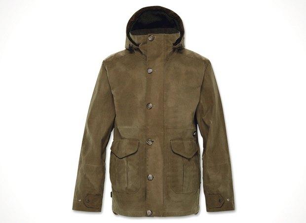 Американские марки Filson и Burton выпустили совместную коллекцию курток. Изображение № 3.