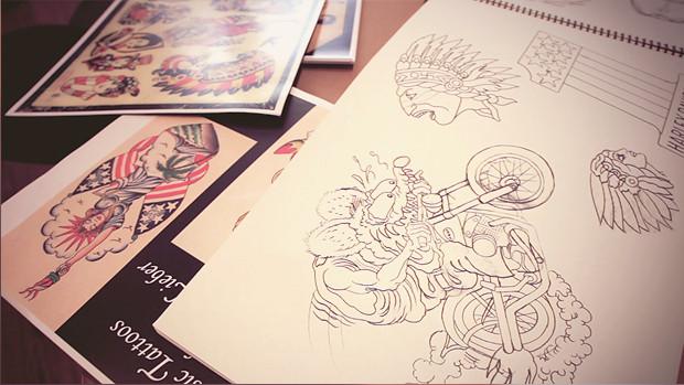 Хруст костей: Интервью с татуировщиком Дмитрием Речным. Изображение № 24.
