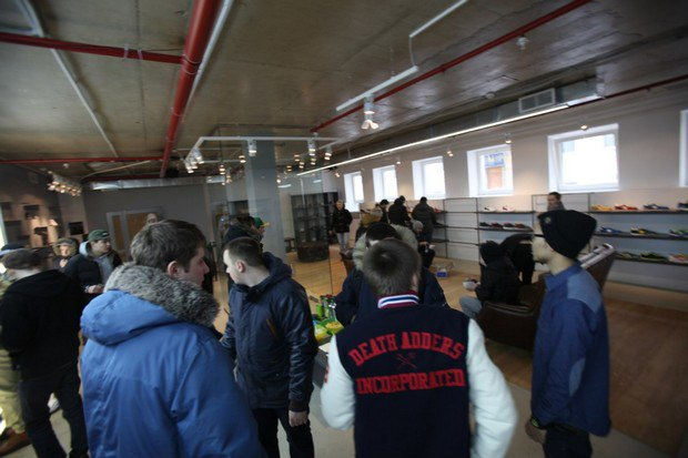Московский магазин Sneakerhead переехал в новое помещение. Изображение № 20.