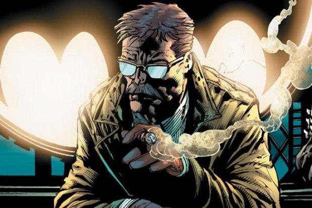 Компания Fox снимает сериал «Готэм» про комиссара Гордона. Изображение № 1.