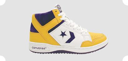 Эволюция баскетбольных кроссовок: От тряпичных кедов Converse до технологичных современных сникеров. Изображение № 49.