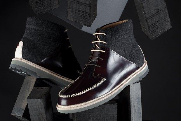 Марка Thorocraft опубликовала новый лукбук обуви. Изображение № 2.