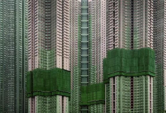 Впечатляющие виды Гонконга. Изображение № 1.