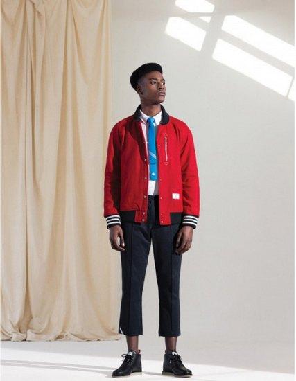 Марки Bedwin & The Heartbreakers и Adidas Originals выпустили совместную коллекцию одежды. Изображение № 13.