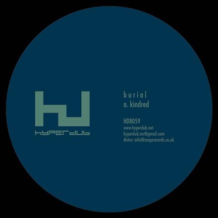 Burial представил новый релиз — EP «Kindred». Изображение № 1.
