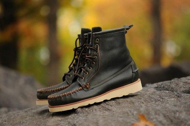 Марка Sebago и дизайнер Ронни Фиг выпустили совместную коллекцию обуви. Изображение № 7.
