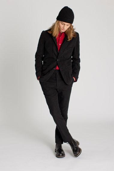 Новая коллекция одежды дизайнера Стивена Алана. Изображение № 9.