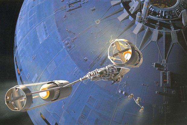 В сети появился оригинальный концепт-арт «Звёздных войн». Изображение № 4.