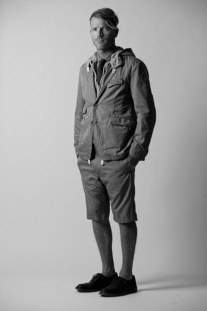 Марка Engineered Garments представила новую коллекцию на весну будущего года. Изображение № 1.