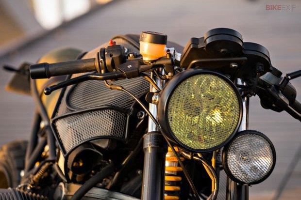 Мастерская Café Racer Dreams собрала новый мотоцикл на базе BMW. Изображение № 3.