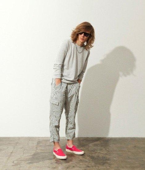 Японская марка Nonnative представила весеннюю коллекцию одежды. Изображение № 16.