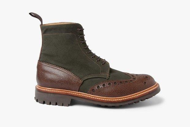 Марка Grenson и 6 лондонских дизайнеров выпустили совместную коллекцию обуви. Изображение № 3.