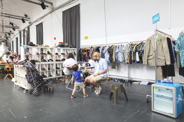 Детали: Фоторепортаж с выставок Bread & Butter, Capsule и открытия магазина Stussy в Берлине. Изображение № 11.