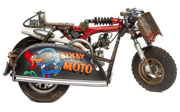 Мастерская Deus Ex Machina устроила голосование за свой лучший кастомный мотоцикл. Изображение № 1.