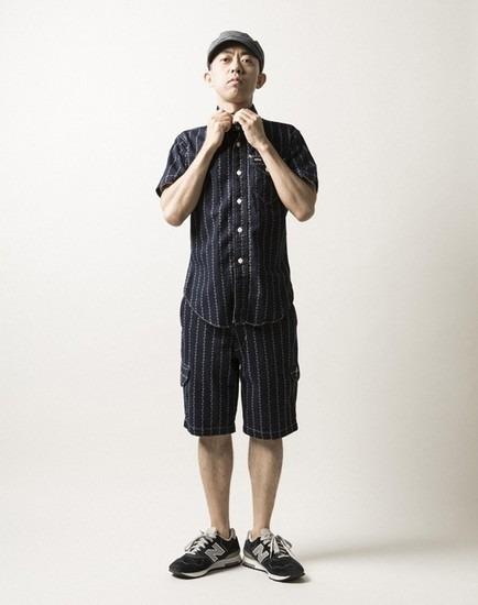 Японская марка Human Made опубликовала лукбук осенней коллекции одежды. Изображение № 6.