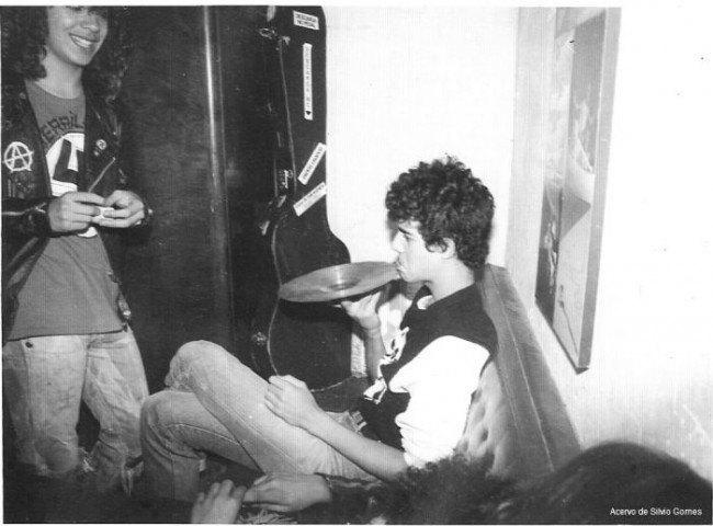 В сети появились архивные фотографии Sepultura. Изображение № 6.